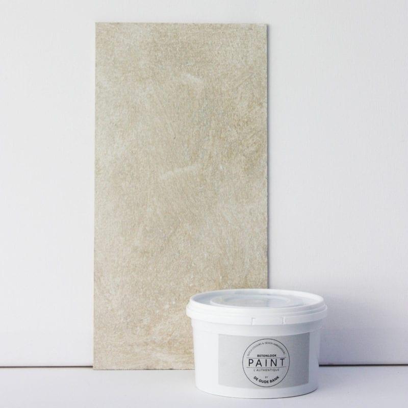 betonlookverf - webshop - beige