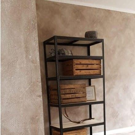 Betonlookverf - inspiratie - muren - marble - interieur