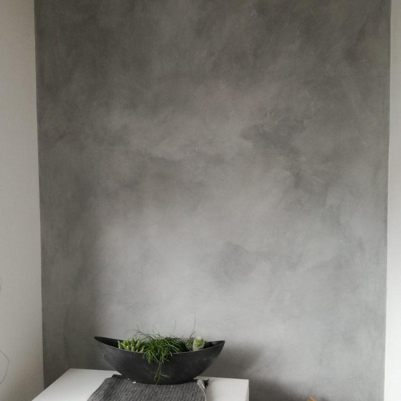 Betonlookverf - inspiratie - muren - beton